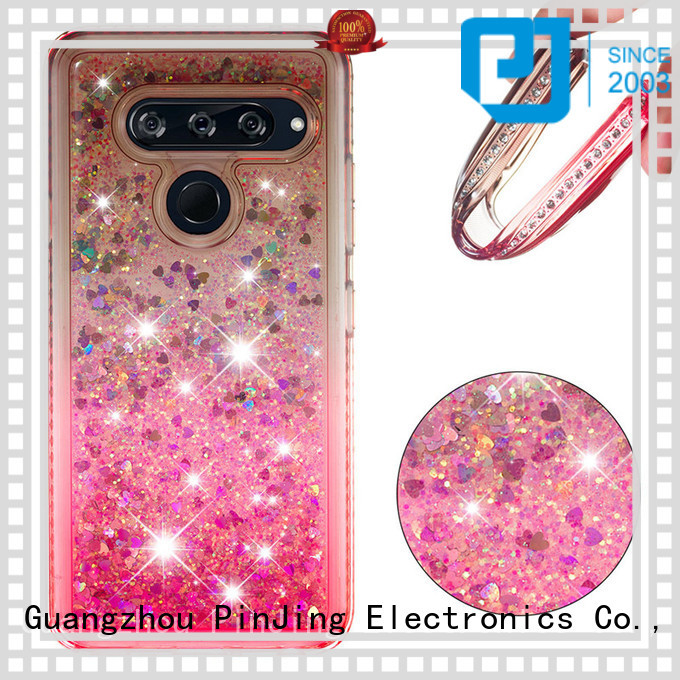 PinJing Electronics bling iphone 6s phone case wholesale for phone