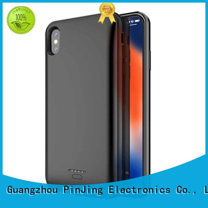 PinJing Electronics biodegradable lether phone case supplier for shop