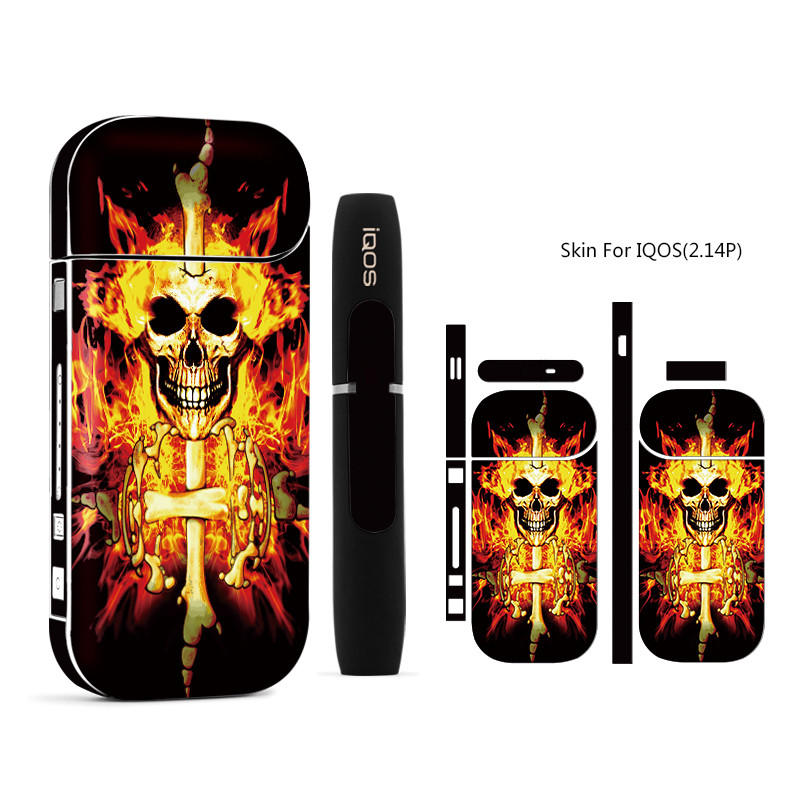 PinJun Electronic environmentally electronic cigarette holder case ashtray for iphone-1