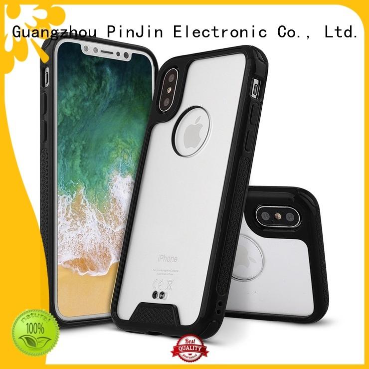 PinJin Electronic quality huawei p20 phone case holder for shop