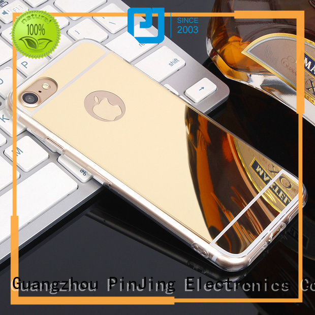 PinJing Electronics military lether phone case manufacturer for shop