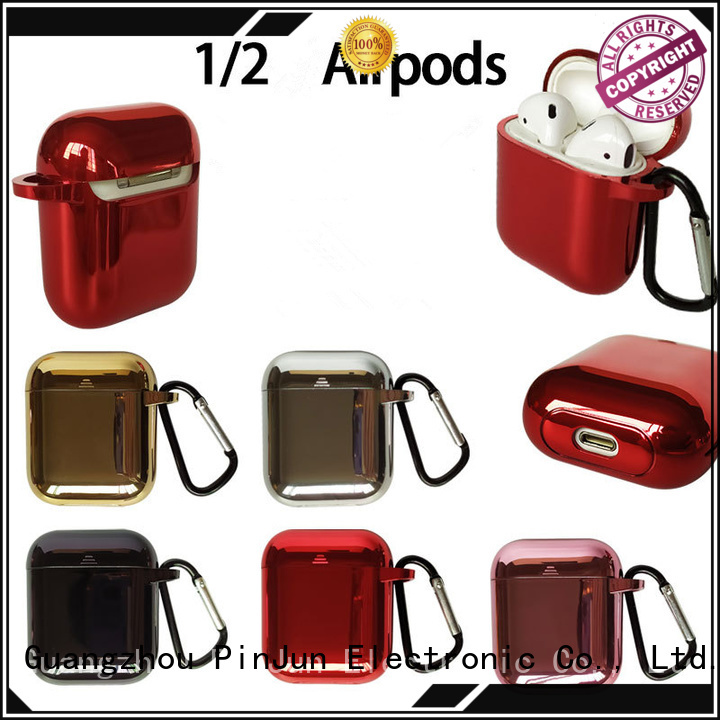 airpods cover leather for mobile phone PinJun Electronic
