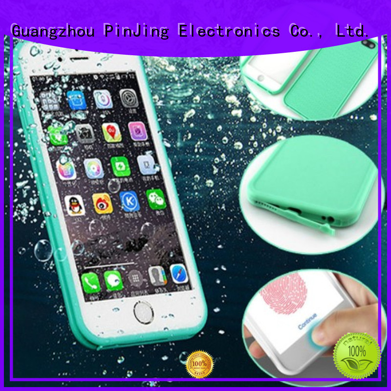 PinJing Electronics glitter phone case for samsung company for phone