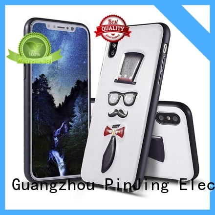PinJing Electronics environmentally bespoke iphone 7 case wholesale for shop