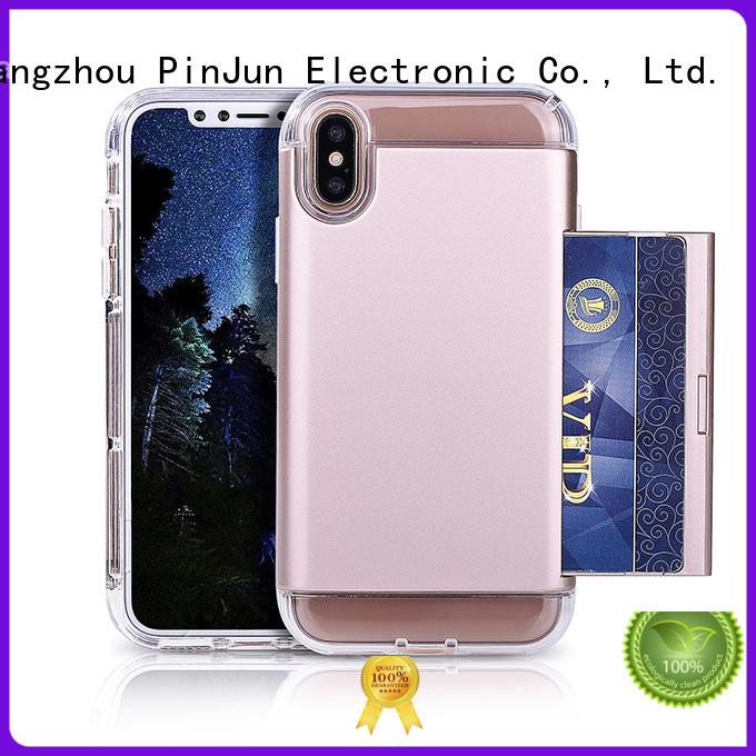 pja00047 phone case card holder back for mobile phone PinJun Electronic