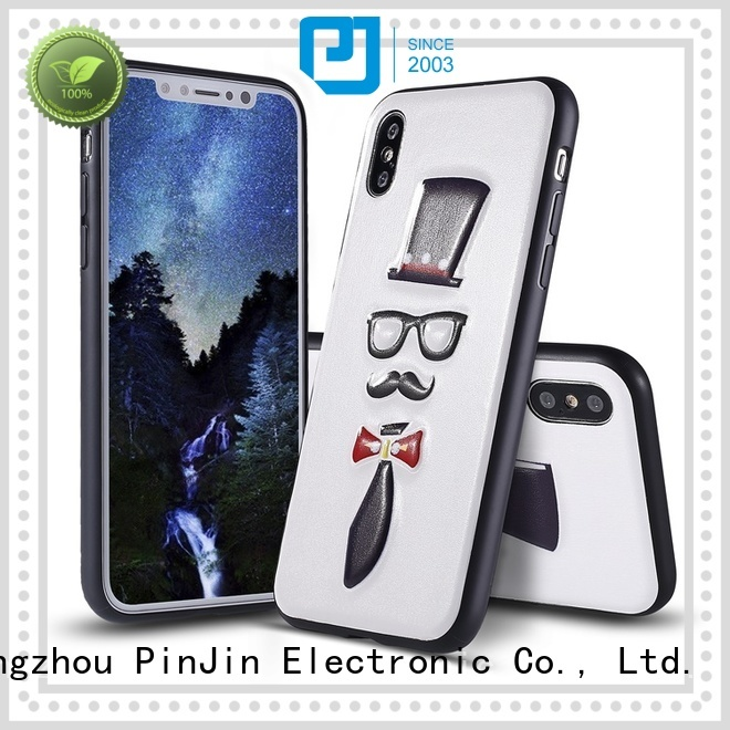 PinJin Electronic useful Case For Apple AirPod flower for shop