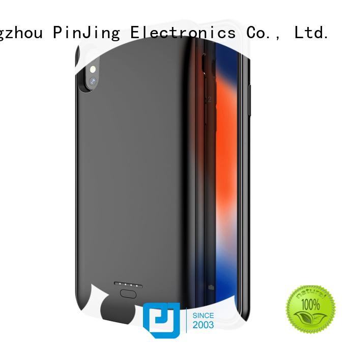 PinJing Electronics glitter phone case for huawei holder for shop
