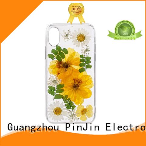 PinJin Electronic antidrop bespoke phone case video for phone
