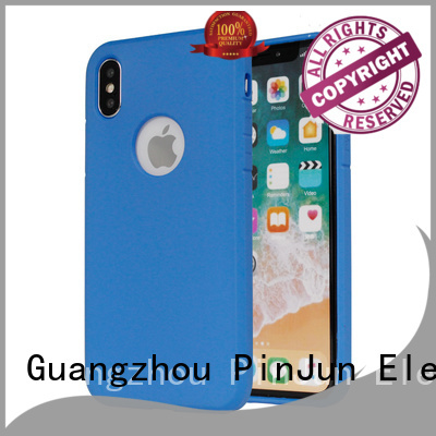 PinJun Electronic convenience printing on phone case phone indoor