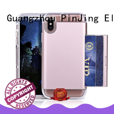 PinJing Electronics Best bling phone case factory for shop