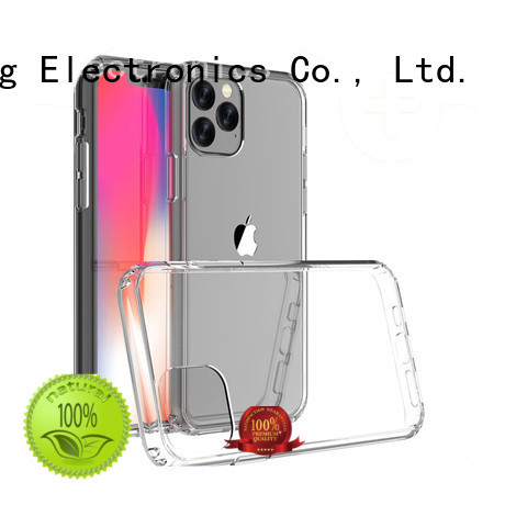back lether phone case acrylic series for iphone