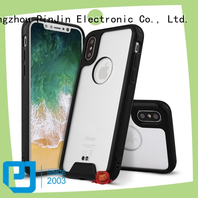 PinJin Electronic online phone silicone case supplier for shop