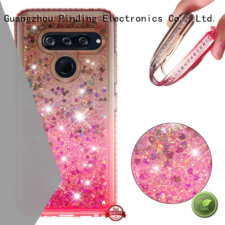 PinJing Electronics back lv phone case Supply for shop