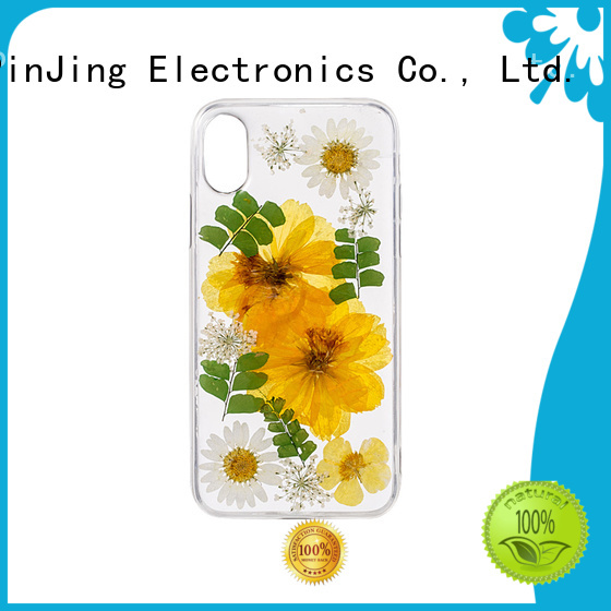 PinJing Electronics clear custom iphone cases manufacturers for mobile phone