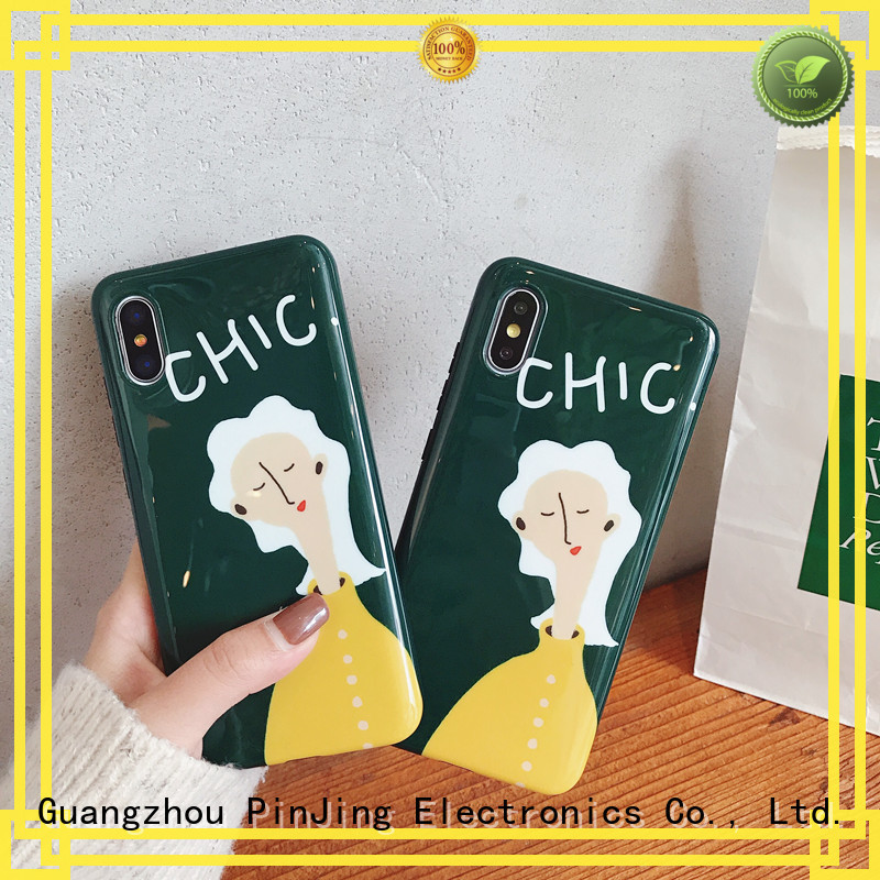 PinJing Electronics useful phone case design degree for iphone
