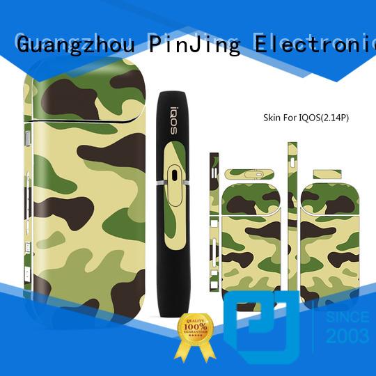 PinJing Electronics mult e cigarette case holder series for iphone