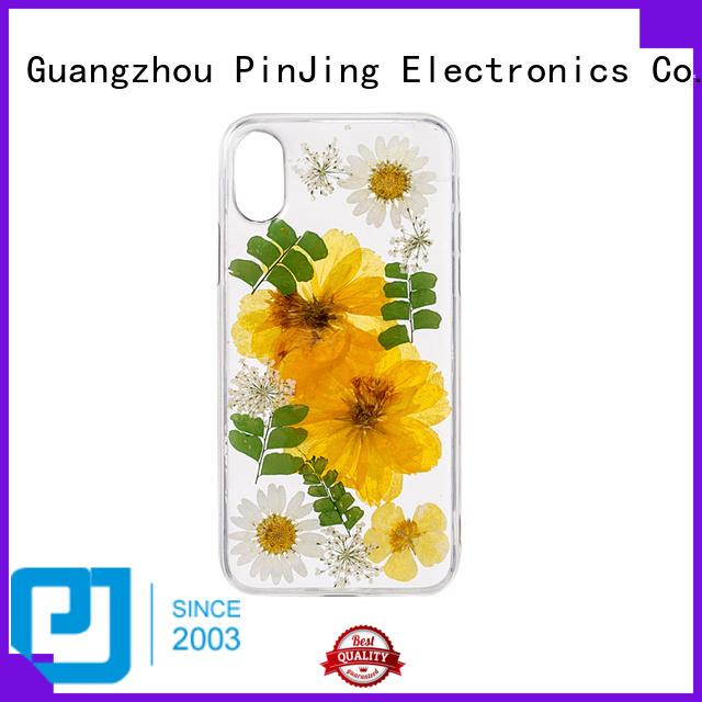PinJing Electronics square huawei p9 lite phone case rotation for phone